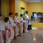 Blitz Black Belt Test в залата на ТК Феникс