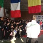 Отбор на BUTF завоюва второ място на отворен европейски Кунг фу фестивал