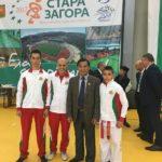 """Състезатели от МАА с медали от ХV турнир """"Багатур"""""""