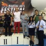 Фестивал на бойните спортове, НСА-2015