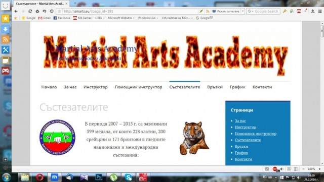 Martial Arts Akademy