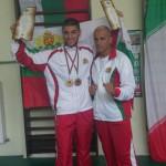 Двустранна кунг-фу среща между отборите на България и Иран